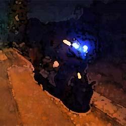 バイクで夜の帰り道を 俺怖 [洒落怖・怖い話 まとめ]