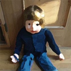 腹話術の人形 俺怖 [洒落怖・怖い話 まとめ]