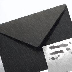 黒い手紙 俺怖 [洒落怖・怖い話 まとめ]