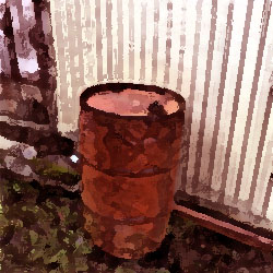赤いドラム缶 俺怖 [洒落怖・怖い話 まとめ]