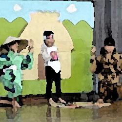 劇場の幽霊 俺怖 [洒落怖・怖い話 まとめ]