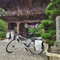 自転車で遍路 俺怖 [洒落怖・怖い話 まとめ]