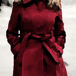 真っ赤なコートの女 俺怖 [洒落怖・怖い話 まとめ]