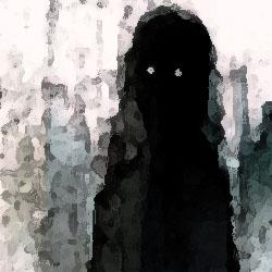 黒いナニカ 俺怖 [洒落怖・怖い話 まとめ]