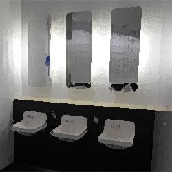 駅のトイレ 俺怖 [洒落怖・怖い話 まとめ]
